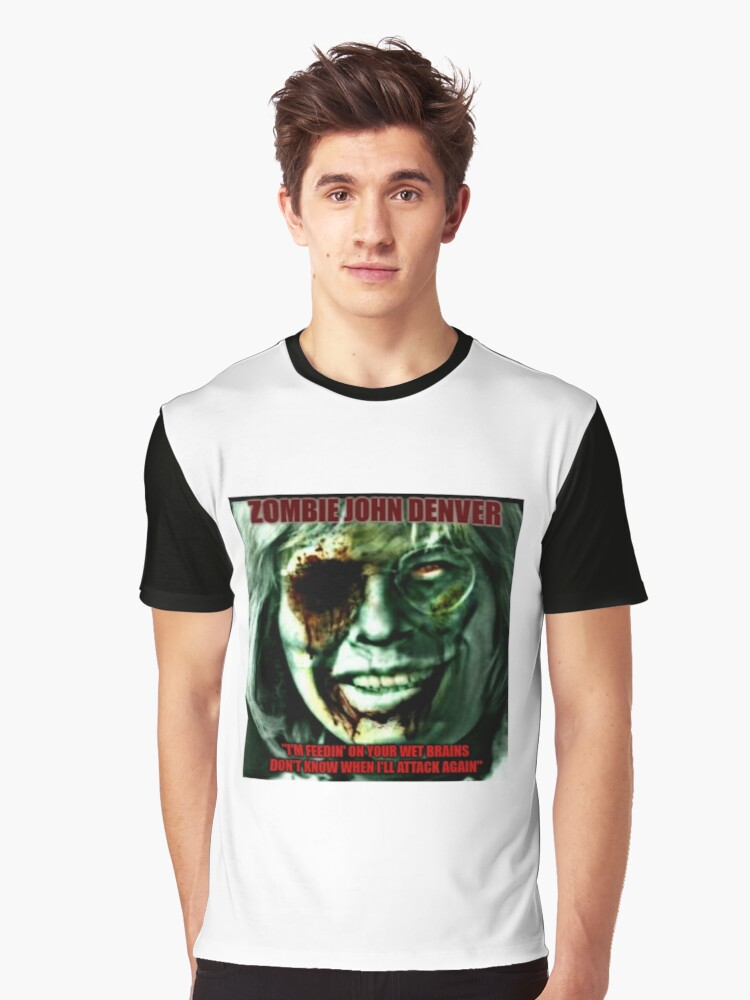 work-47184124-graphic-t-shirt zombie john denver